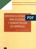 Inferencia.estadistica.para.Economia.y.administracion.de.Empresas.jose.C.sanchez.libro.ebook