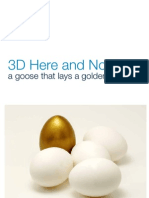 3d Technology Here and Now