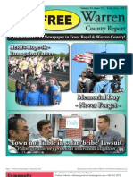 The Early June, 2011 edition of Warren County Report