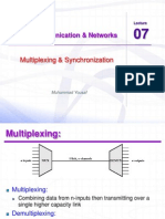 Ccnet Lec 07 Multiplexing Sync