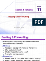 Ccnet Lec 11 Routing