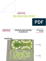 Logic Group Present Blossom Zest Housing Project in sec 143