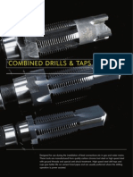 Combined Drills & Taps