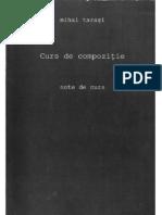 3267733 Mihai Tarasi Curs de Compozitie
