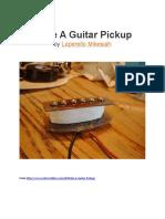 Make a Guitar Pickup Final