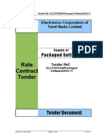 TD_elc58267_tnd 32236 Packaged Software Draft Tender Document Ot Approved