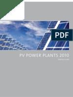 PV Power Plants 2010 Web