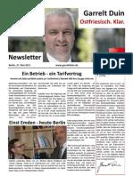 20110527 Newsletter Mai II