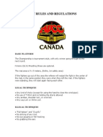 Adcc Rules and Regulations[1]