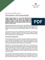 Serie Emotionales Verkaufen (6) Spiegelneuronen