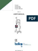 Belco Formula User Manual