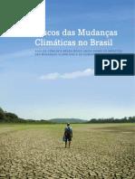 Riscos das mudanças climáticas no Brasil