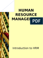 1.Intro to HRM