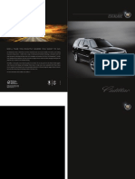 Escalade Brochure Eng 2010