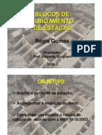 FUNDAÇÃO - CÁLICE - Bloco_coroamento