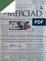 The Merciad, Feb. 7, 2002