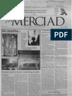 The Merciad, March 14, 2002