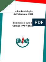 Commento Codice Deontologico - Collegio IPASVI Asti