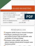 Activity Based Budgeting Slide
