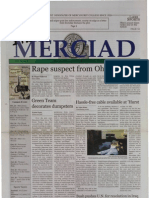 The Merciad, Oct. 24, 2002