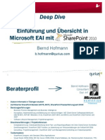 EAI BCS Mit Share Point Qurius MBUF