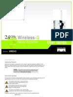 WRE54G_V2 User Guide Rev NC Web