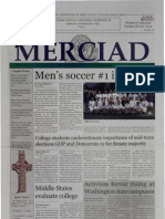 The Merciad, Nov. 7, 2002