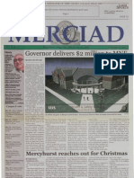 The Merciad, Dec. 12, 2002
