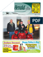 May 31 2011 Sussex Herald