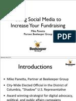 Using Social Media for Fundraising