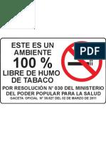 Libre Humo Tabaco Nuevo