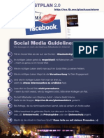 Social Media Guidelines - Event Center Glashaus Adorf