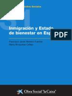 Inmigración y Estado de Bienestar en España