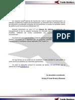 Manual de Utilizare a Platformei XTB-Trader