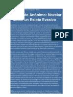 Ensayo sobre la vida y obra de Agustín Yáñez