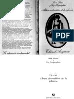 Schérer, René y Hocquenghem, Ruy. Álbum sistemático de la infancia