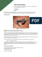 Detailed System Design