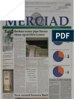 The Merciad, Feb. 20, 2003