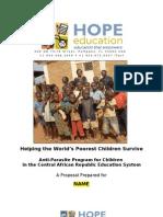 CAR Deworming MD Proposal 4-19-11