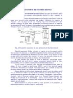 Spectrometria de Absorbtie Atomica