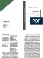El Posfordismo y Sus Espacios. Alain Lipietz