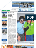 May 27, 2011 Strathmore Times