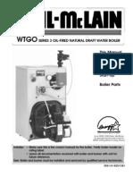 Wtgo Boiler Manual