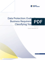 Data Protection_Evaluating Business Requirements and Classifying Your Data_WP 1