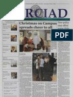 The Merciad, Dec. 17, 2003