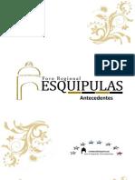 Programa FRE 2011 hasta la fecha