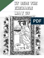 5.27 Saint Bede the Venerable