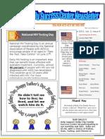 Holly City Family Success Center June 2011 Newsletter