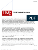 The Grass-Fed Revolution -- Printout -- TIME