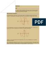 Fourier Series Expansions